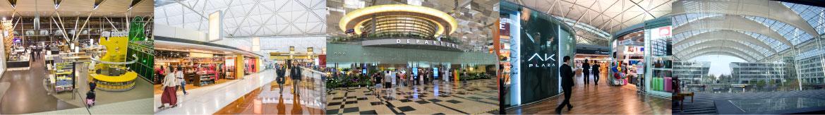 5 Bandara Terbaik di Dunia