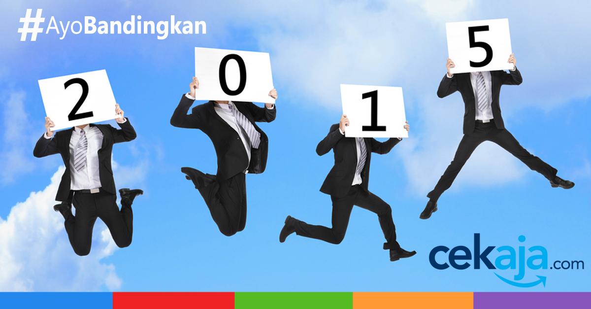 Resolusi Finansial 2015 - CekAja.com