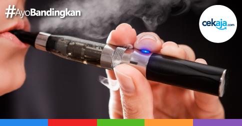 Efek Merugikan Rokok Elektrik