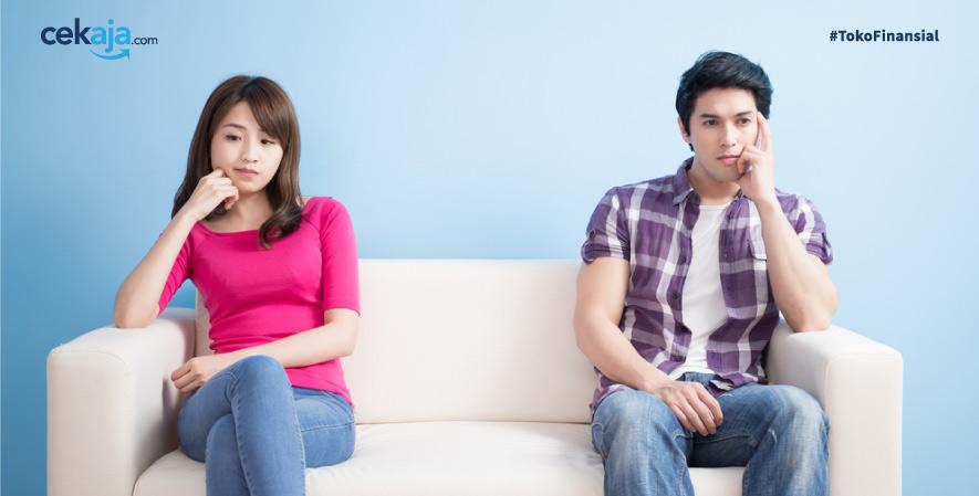 penghasilan istri suami - CekAja.com