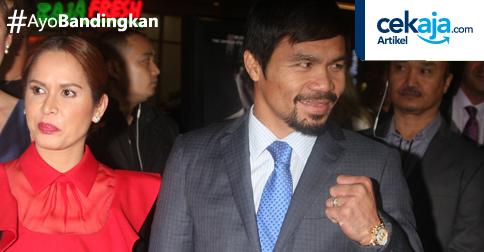 Belajar dari Hidup dan Kekayaan Manny Pacquiao