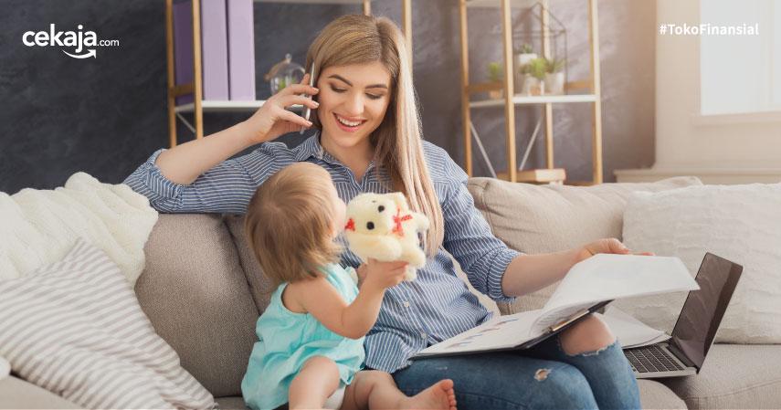 Asal Mau Capek, Cara Ini Bikin 'Mama Muda' Bisa Lebih Hemat