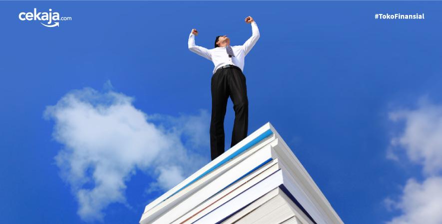 Mau Sukses Finansial dan Kaya? Wajib Baca 5 Buku Ini