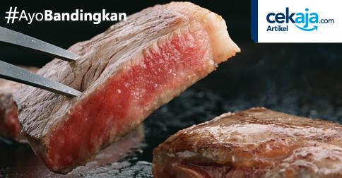 Berat Membeli Steak Daging Sapi yang Mahal? Siasati Pakai Cara Ini