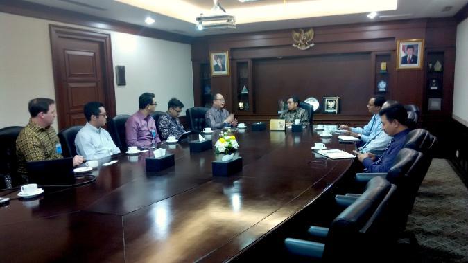 Ketua OJK Muliaman Hadad: FinTech Indonesia Diharap Berkembang Lebih Cepat