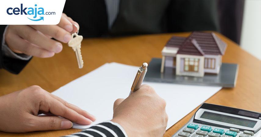 Cara Aman Kredit Rumah Bekas