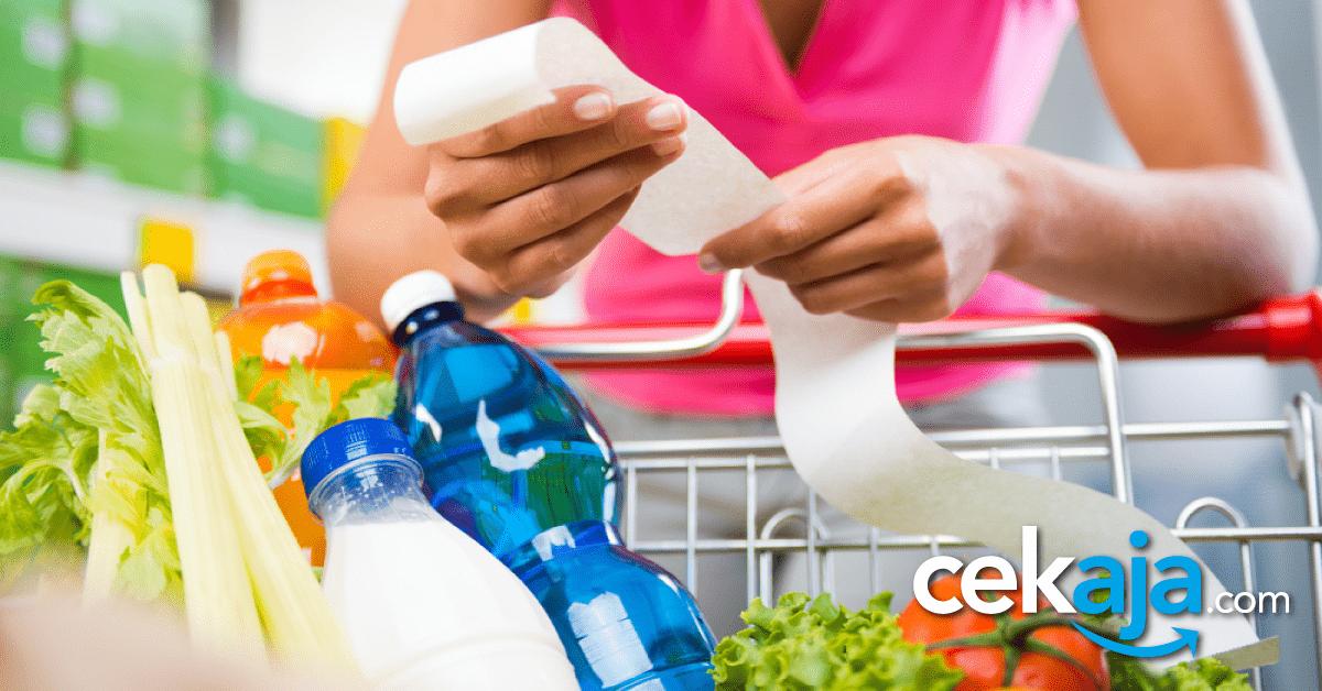 5 Hal yang Bikin Kantong Kamu Jebol Saat Berbelanja di Supermarket