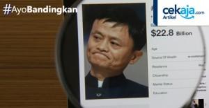 Jack Ma Alibaba Raup Miliaran Dollar - CekAja.com