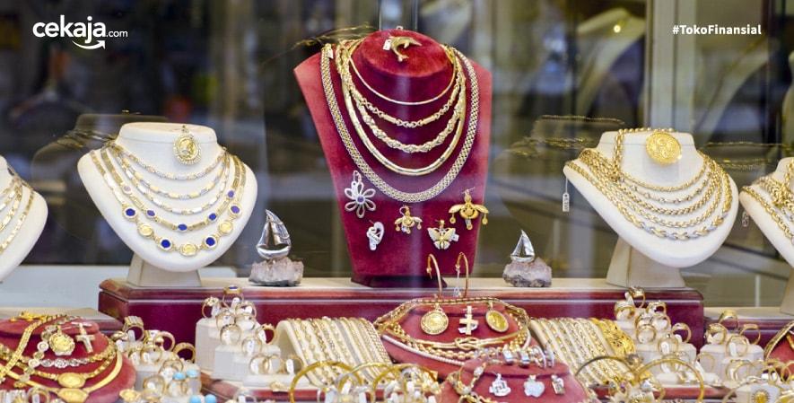 Investasi Perhiasan Emas, Apakah Menguntungkan?