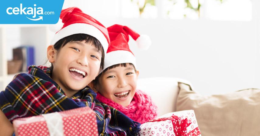 Ide Unik Kado Natal 2016 untuk Anak