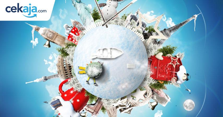 Pilihan Destinasi Libur Natal Terbaik Dengan Budget 1 Juta, 5 juta, dan 15 Juta