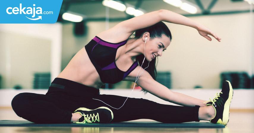 5 Alasan Kenapa Olahraga di Rumah Lebih Irit
