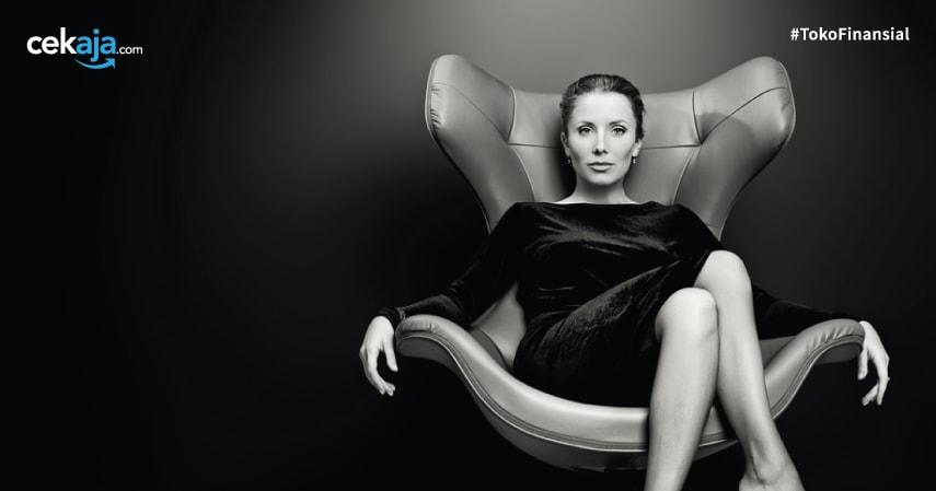 wanita kaya dan sukses - CekAja.com
