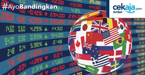 Tujuh Negara Ini Pernah Membuat Takut Investor