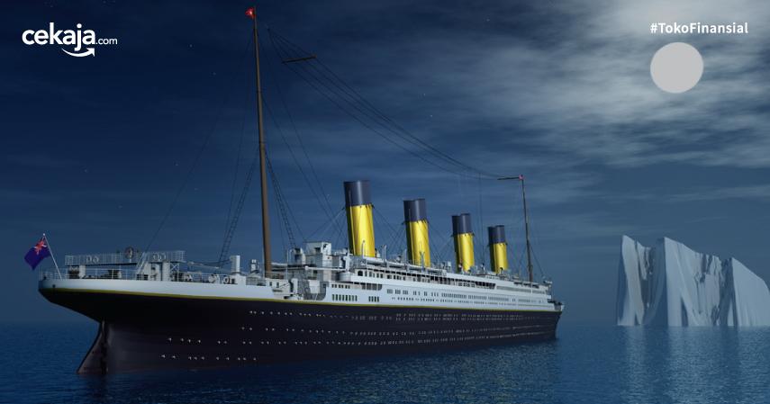 Peninggalan Termahal Kapal Titanic yang Terjual dalam Lelang