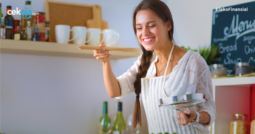 5 Ide Bisnis Rumahan Buat Ibu Rumah Tangga yang Hasilkan Uang Tambahan