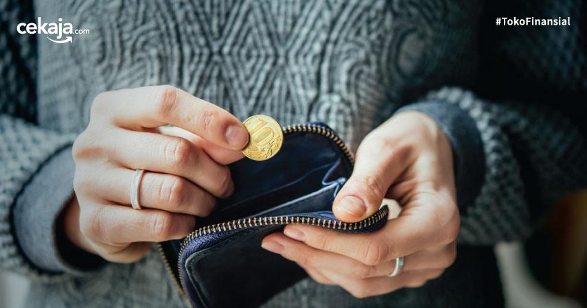 Hemat Uang Gaji Pengeluaran CekAja