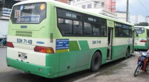 HCMC bus