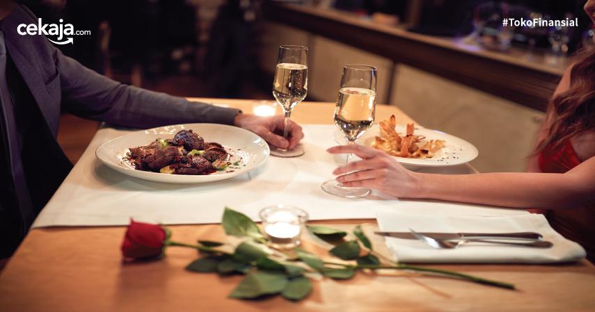 Trik Hemat Makan Malam Dinner Restoran Mewah Mahal