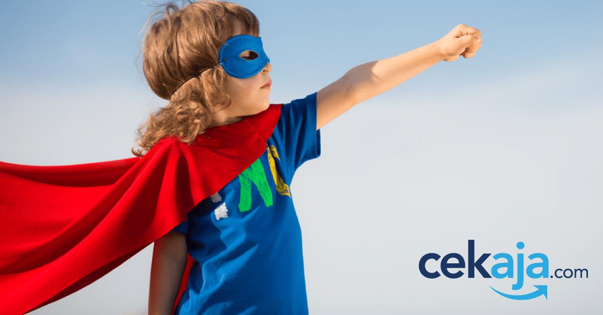 5 Superhero Paling Kaya Sepanjang Sejarah Komik