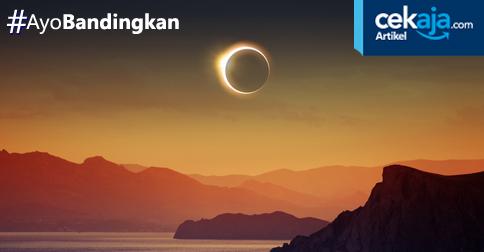 Sebelum Saksikan Gerhana Matahari Total, Ketahui Dulu Mitos Fenomenanya di Seluruh Dunia