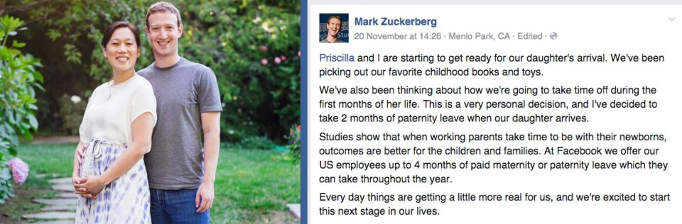 Fakta Tersembunyi dari Sosok Mark Zuckerberg
