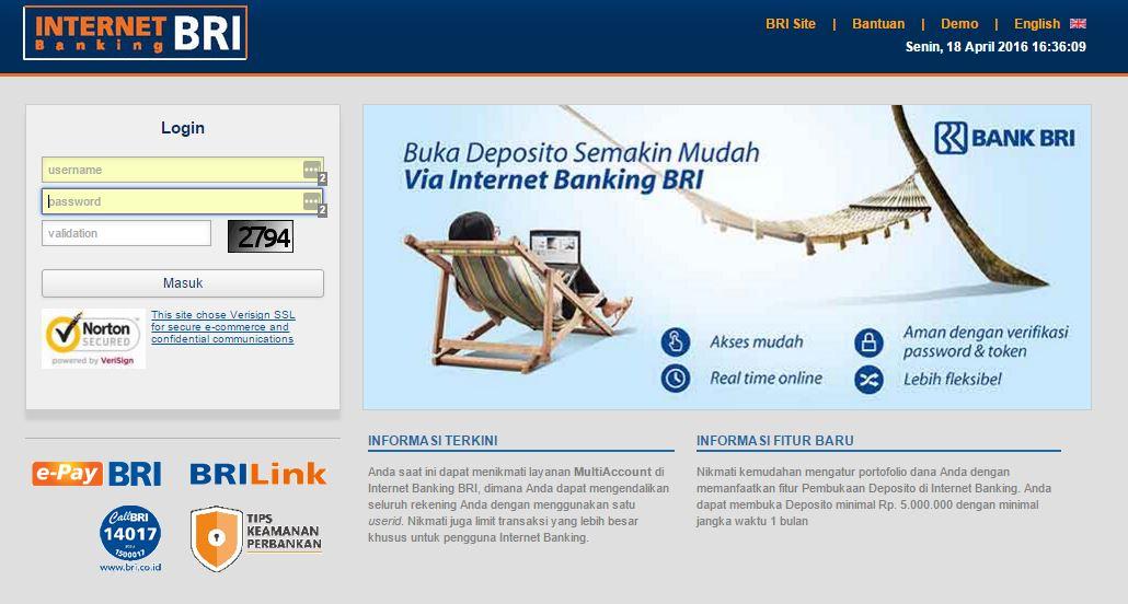 Keuntungan Memiliki BRI Internet Banking yang Belum Kamu Tahu