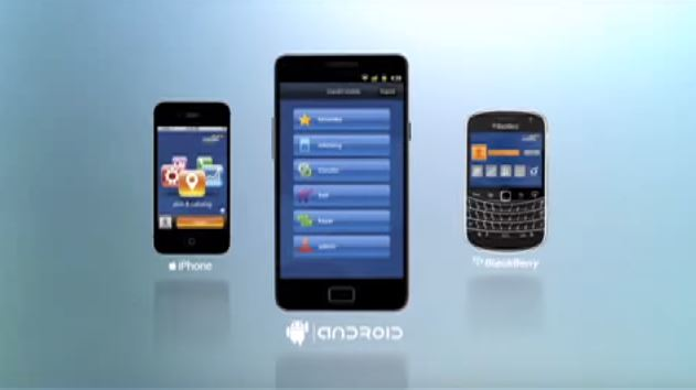 mandiri mobile android, iphone, blackberry