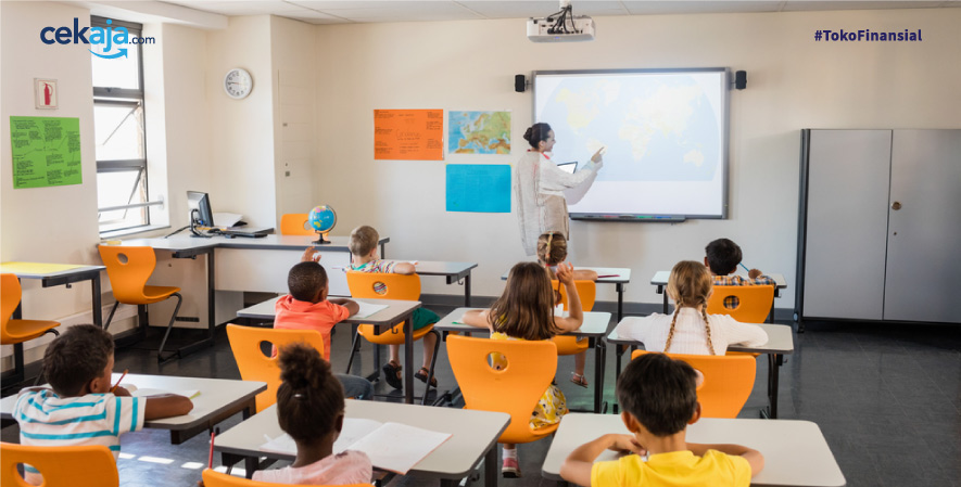 Daftar Negara yang Punya Kebijakan Sekolah Gratis
