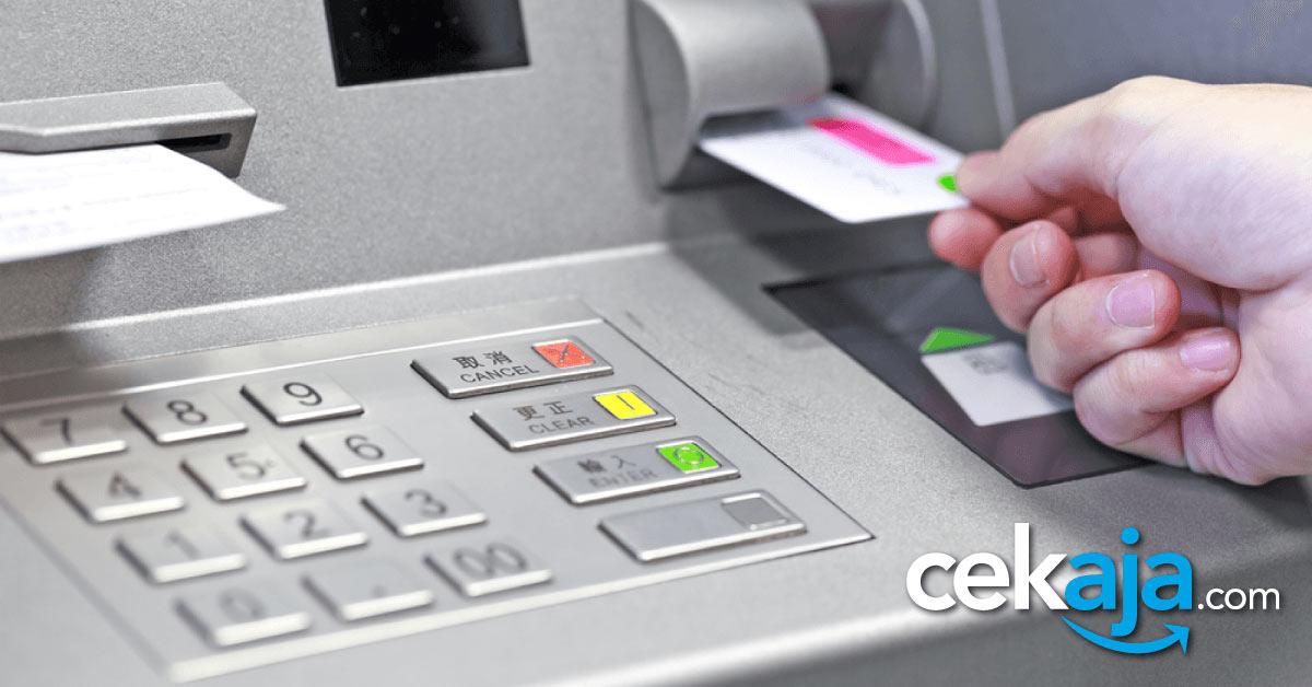 Rincian Biaya ATM Bersama Terbaru 2016