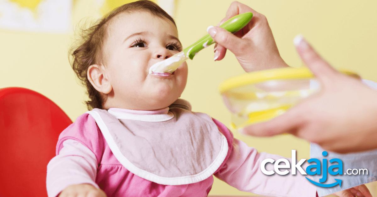 Si Kecil Susah Makan? Coba 4 Makanan Murah nan Bergizi yang Sangat Disenangi Bayi Ini