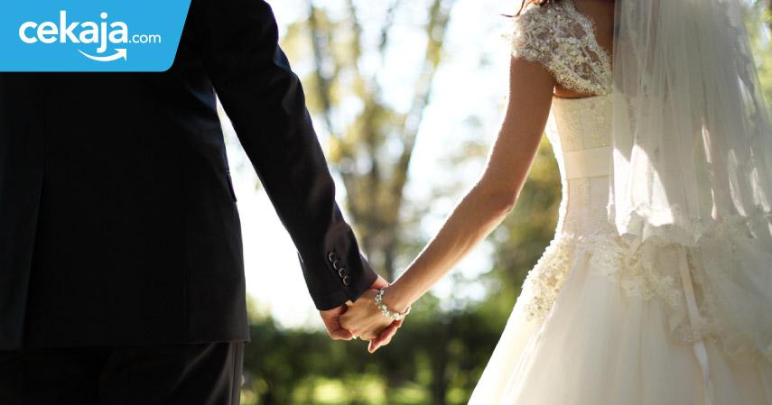 Pernikahan Keren Tanpa Utang? Bisa Kok!