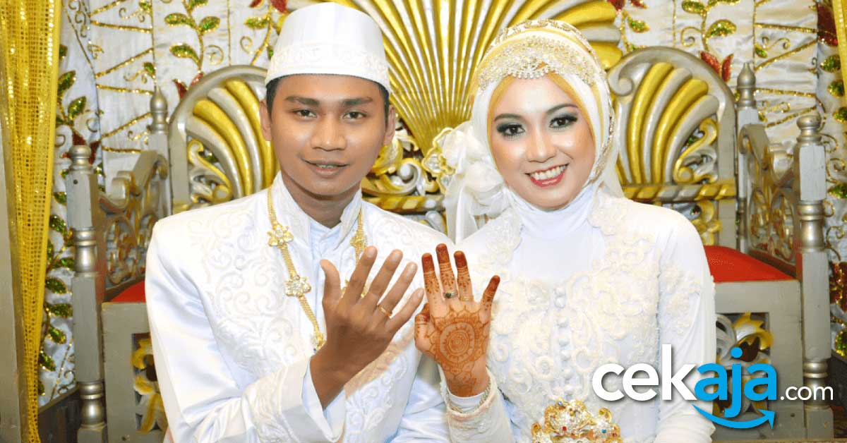 Tips Agar Pesta Pernikahan Lebih Hemat dan Tidak Berantakan