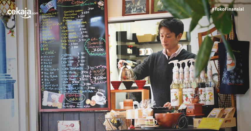 kedai kopi legendaris