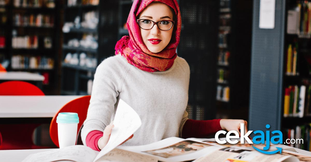 wanita muslim berbisnis - CekAja.com