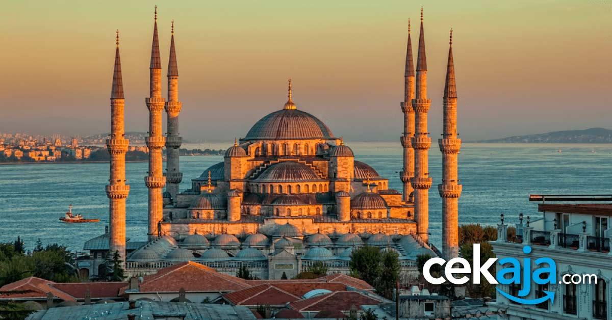 Masjid di Dunia Paling Banyak Dikunjungi Selama Bulan Ramadhan