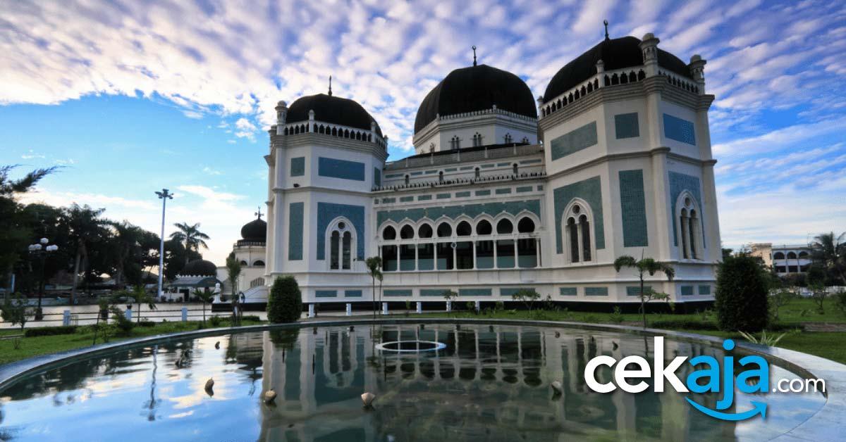 5 Wisata Religi di Indonesia yang Tidak Pernah Sepi ketika Ramadan Tiba