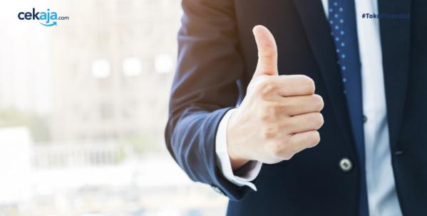 tips bisnis sukses _ pinjaman usaha - CekAja.com
