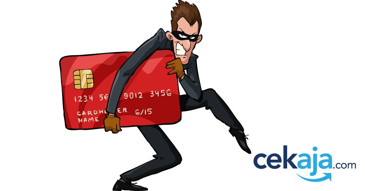Kartu Kredit Terkena Hacked, Apa yang Mesti Dilakukan?