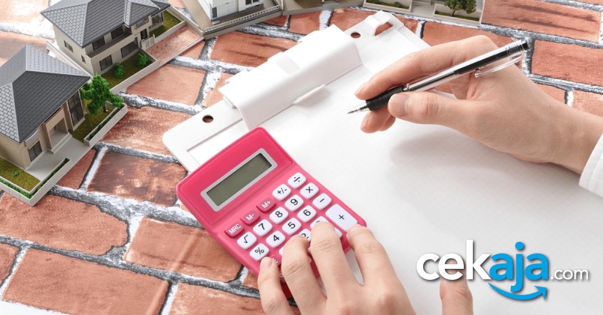 biaya rumah pertama - CekAja.com