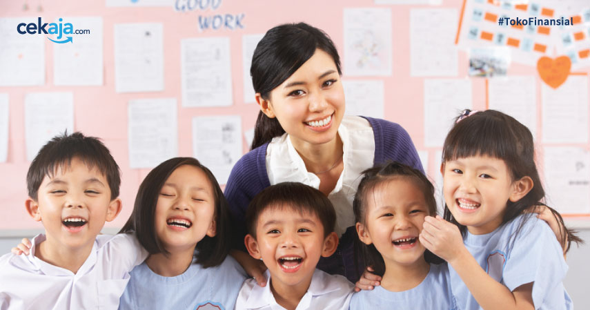 investasi pendidikan anak - CekAja.com