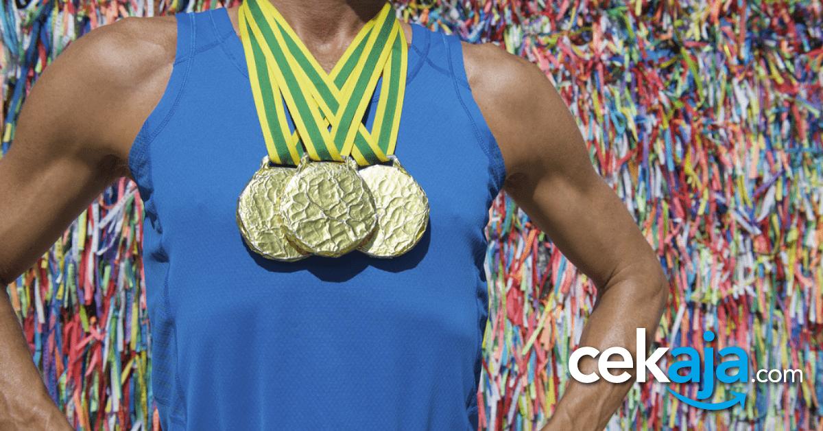 7 Atlet Terkaya di Olimpiade Rio 2016