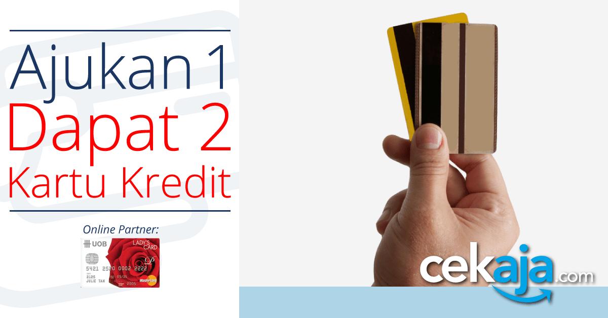 Promo Dual Card dari Kartu Kredit UOB