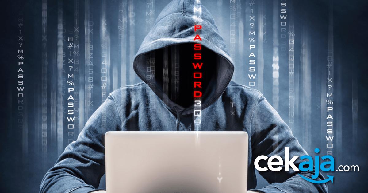 Tangkal Pencurian Data Secara Online Lewat 5 Jurus Ini