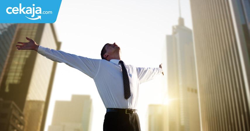 karyawan pengusaha sukses_kredit tanpa agunan - CekAja.com
