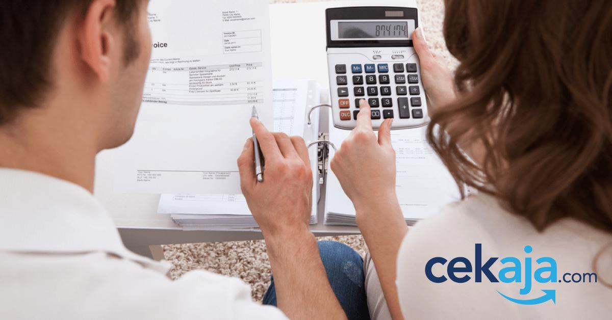 tips mengatur keuangan bersama pasangan - CekAja.com