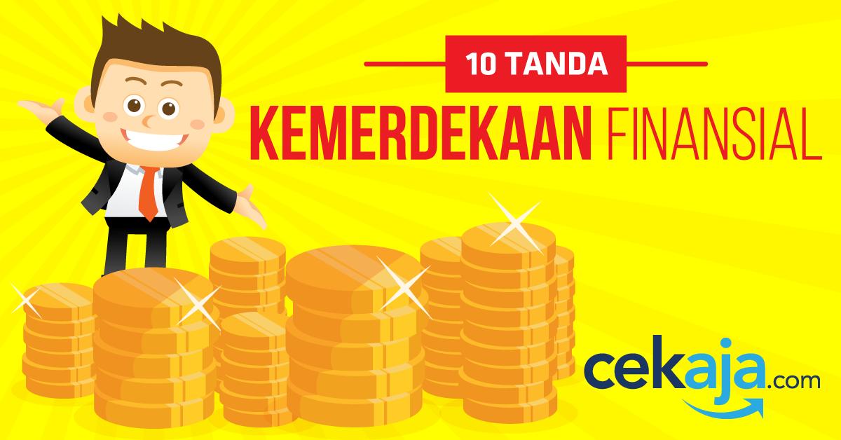 10 Tanda Kamu Sudah Merdeka Finansial