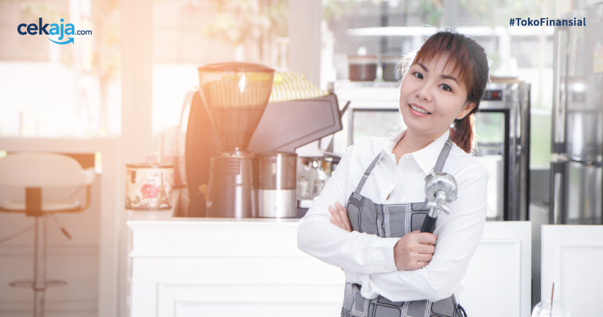 tips bisnis _ kredit tanpa agunan - CekAja.com