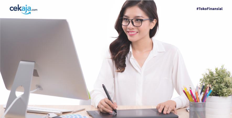 wanita karier - CekAja.com