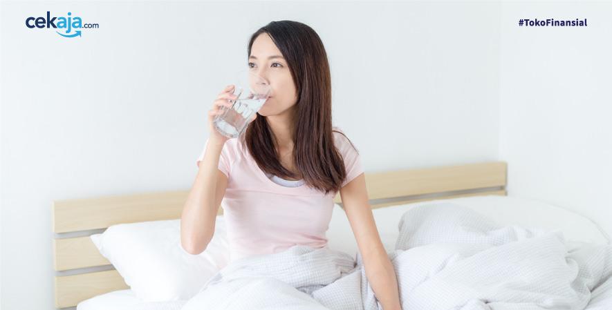 sehat dengan terapi air putih _ asuransi kesehatan - CekAja.com
